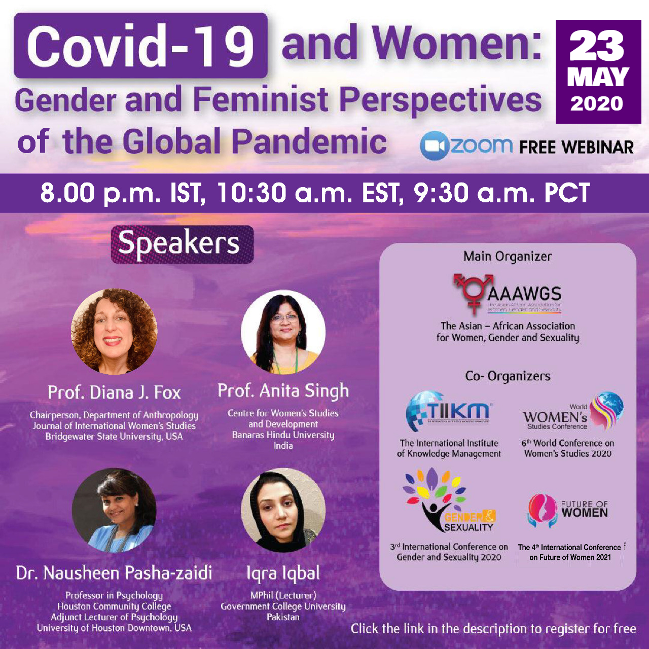 covid – 19 and women: gender and feminist perspectives on the global pandemic