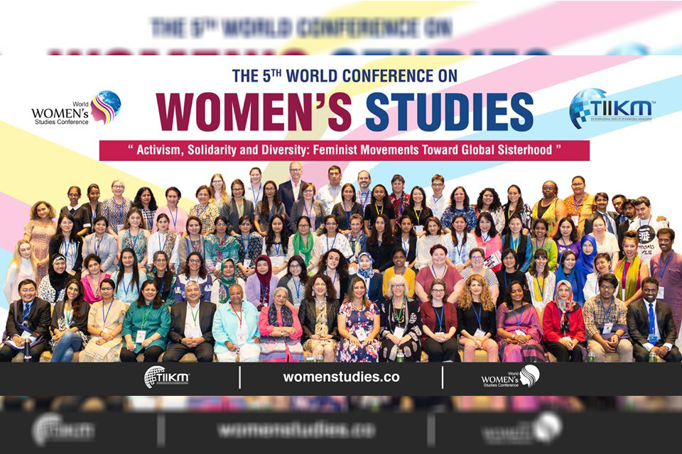the 6th world conference on women's studies (wcws 2020)