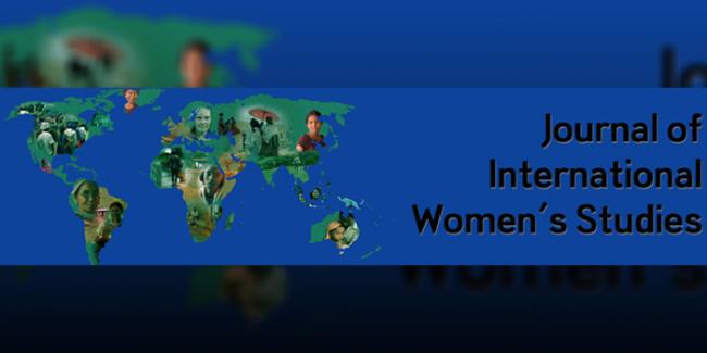 JOURNAL OF INTERNATIONAL WOMEN STUDIES - (JIWS)