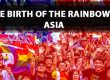 the birth of the rainbow in asia